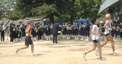 日新中学吹奏楽部